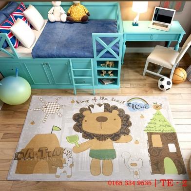 Thảm trẻ em tiện dụng giá rẻ