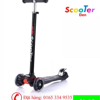 Xe Scooter cho bé Phối màu thời thượng